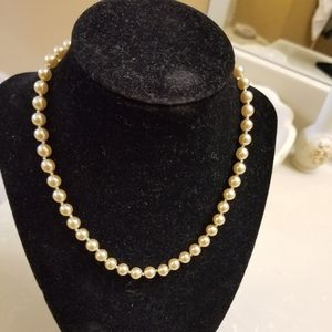 Mallorca pearl necklace